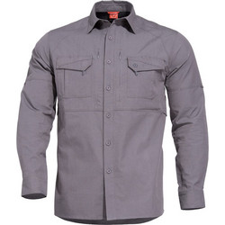 07ade66f730b Πουκάμισο Chase Shirt Pentagon - Γκρι