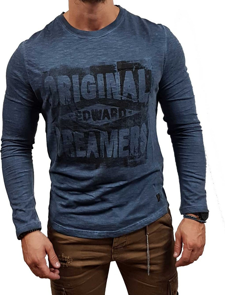 edward - Ανδρικές Μπλούζες Φούτερ 5e8a9819462