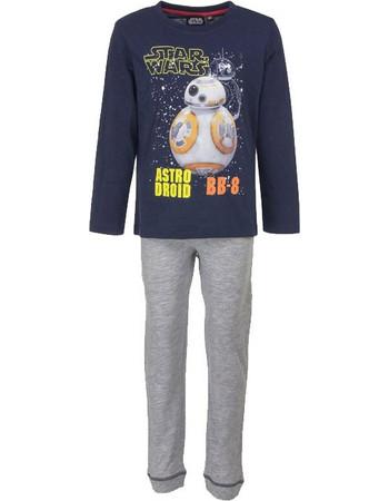 Παιδικές Πυτζάμες Χρώματος Μπλε Star Wars Disney HQ2017 5723d98bb11