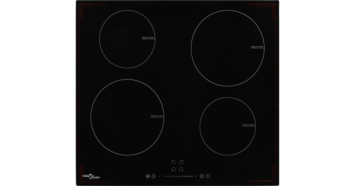 Elica NikolaTesla BLA83 Εστίες Κεραμικές Επαγωγικές & Απορροφητήρας