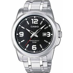 ρολοι με μπρασελε μαυρο - Ανδρικά Ρολόγια Casio  f3c47925b29