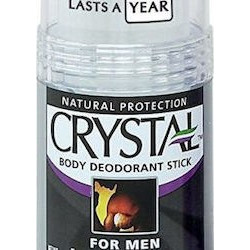 Crystal Body Deodorant Stick For Men 120gr