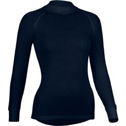 AVENTO Ισοθερμική Γυναικεία Μακρυμάνικη Μπλούζα Μαύρη bc1eda620a1