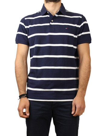 tommy hilfiger polo ανδρικα - Ανδρικές Μπλούζες Polo  f4cfbe3409f