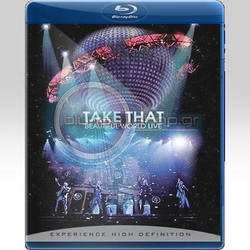 TAKE THAT: BEAUTIFUL WORLD LIVE (BLU-RAY) - IMPORTED / ΕΙΣΑΓΩΓΗΣ