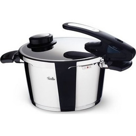 Fissler Intensa Black PolyΧύτρα 26cm/8L