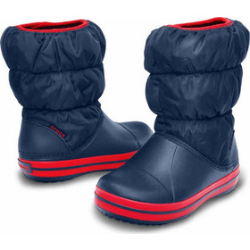 1a0c0fdf443 Crocs shoes Παιδικό μποτάκι Winter Puff Boot Kids 14613-485