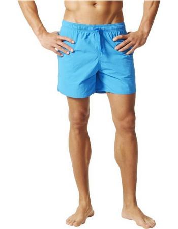 Μαγιό Adidas Solid water shorts AK0176 Τυρκουάζ b1b15b32f7c