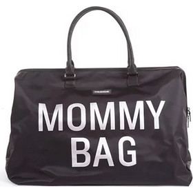 Τσάντα Αλλαγής ChildHome Mommy Bag Big Black 71411 9fa4b98798c