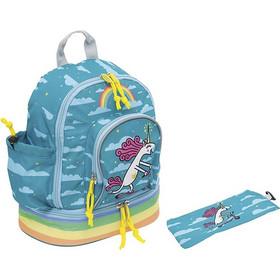 a5e717237d Laken Katuki Packpack With Insulated Area Unicorning YM1-UA