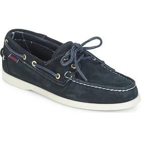 Boat shoes Sebago DOCKSIDES SUEDE edf3da61071