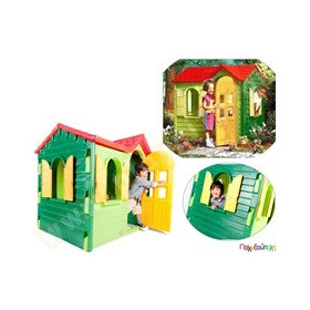 26aca9400172 Παιχνίδια Εξωτερικού Χώρου και Μίμησης Little Tikes Πλαστικό παιδικό σπιτάκι  Εξοχικό Evergreen Little Tikes