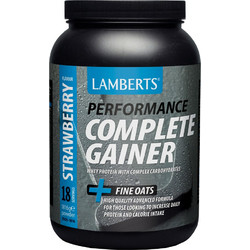 Lamberts Performance Complete Gainer Strawberry 1.81kg