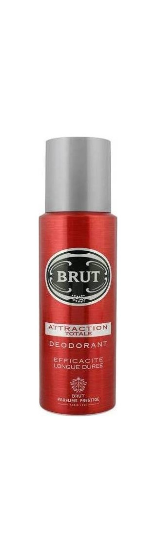Brut Attraction Totale Spray 200ml