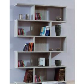 f0eb26ede7f9 Βιβλιοθήκη Ζικ-Ζακ Light Gray