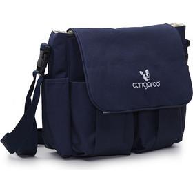 31a97f44d7 Τσάντα Αλλαξιέρα Cangaroo Pack n Go - Σκούρο μπλε