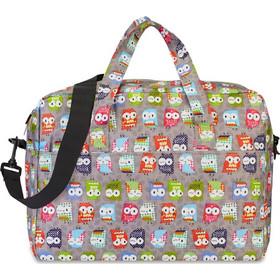 ca3483156e My Bag s βαλίτσα μαιευτηρίου και παιδική OWL GREY-WB-OWL-GRE My Bag s
