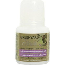 Greenyard Roll On Deodorant
