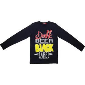 DUFF - Παιδική Μπλούζα Για Αγόρια - Black Label 2988 bcda9ce184f
