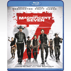 THE MAGNIFICENT SEVEN [2016] - ΚΑΙ ΟΙ 7 ΗΤΑΝ ΥΠΕΡΟΧΟΙ [2016] (BLU-RAY) - FEELGOOD ENTERTAINMENT