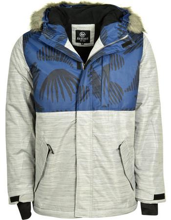 Basehit Jacket 172.BM10.05-Grey-Blue 42641d7fdbe