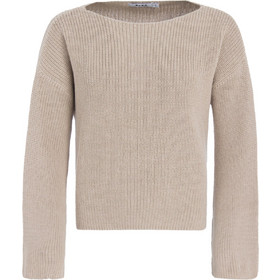 bacffb3433f6 NA-KD CROPPED LONG SLEEVE KNITTED ΠΛΕΚΤΟ ΓΥΝΑΙΚΕΙΟ 1100-000413-BEIGE (BEIGE