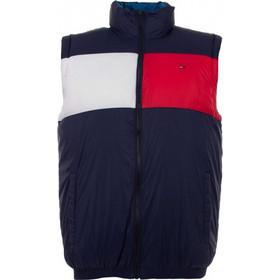 dfa00d8babaa Tommy Hilfiger Tommy Jeans Quilted Reversible Vest DM0DM04552-902
