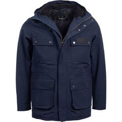 Barbour ανδρικό μπουφάν Endo Waterproof - MWB0638 - Μπλε Σκούρο 63d6a91a06a
