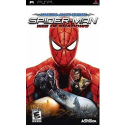 Spider-Man Web of Shadows - PSP