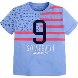Μπλούζα με ρίγες Mayoral 3006 - μπλε f33f25ac72a