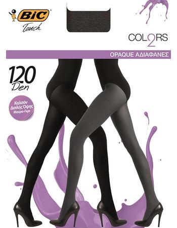 Bic 2 Colors Διπλής Οψης 120 Den Mαύρο- Γκρι S 3086123356658-BLACK-GREY e0c8094ff9d
