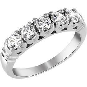 Σειρέ δαχτυλίδι Κ18 λευκόχρυσο με διαμάντια SBR004 834590f714b
