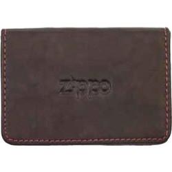 a4863341f9 Δερμάτινη θήκη για κάρτες Zippo 2.005.141
