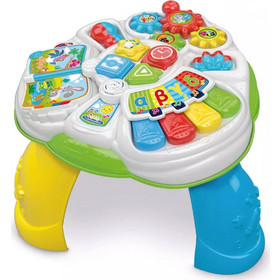 8852c15fcd1 Clementoni Baby Τραπέζι Δραστηριοτήτων Oι Πρώτες μου Γνώσεις 1000-63595