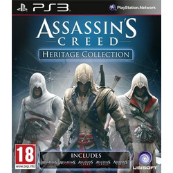 Assassin's Creed Heritage Edition - PS3