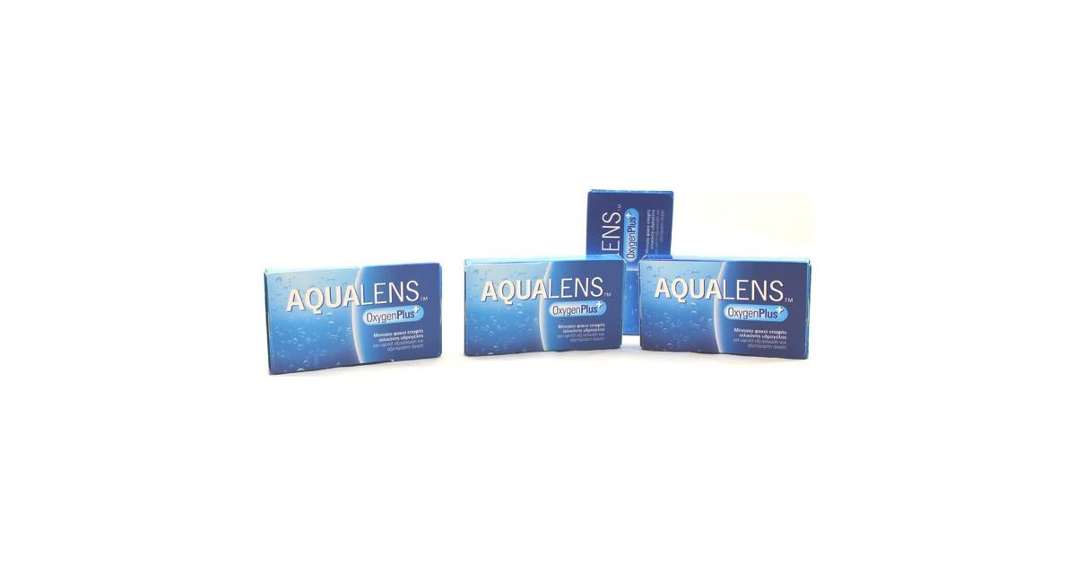 Meyers Aqualens Oxygen Plus 4x3Pack Μηνιαίοι  ea08e2c2cd8