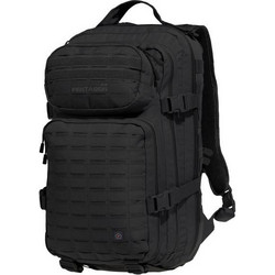 428c5eb4aa Pentagon Philon Backpack Laser Cut 28lt Black
