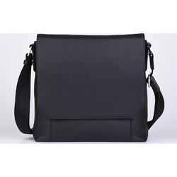 AZZARO Δερμάτινη τσάντα ταχυδρόμου - 22957-4-01 7757180668a