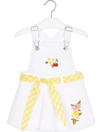 Παιδική Σαλοπέτα Mayoral 29-03906-065 Λευκό Κορίτσι ca66dcd3615