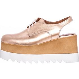 2dacac8ee9 Γυναικεία Παπούτσια Casual 191.S17 Μπρονζέ Δέρμα..