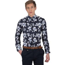 dba590e5cddc GUARDAROBA shirt PG-600 2739 blue