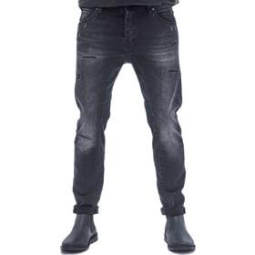 9f02b78309e Ανδρικά Παντελόνια Staff Jean Brannon Mens Pants Μαύρο 5-895.128.BL.040