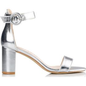0168ed9a79a MISS NV Γυναικεία Πέδιλα V65-09265-21 Ασημί 65182. Envie Shoes