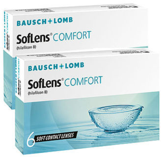 Bausch   Lomb Soflens Comfort 12Pack Μηνιαίοι  58f059b88ad