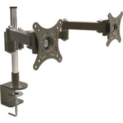 Monitor Bracket Focus Mount Two Arms FDM-204A - FOCUS MOUNT