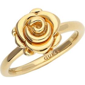 Γυναικείο Κόσμημα Δαχτυλίδι από Ανοξείδωτο Ατσάλι σε Χρυσό χρώμα και σχέδιο  Τριαντάφυλλο d853026ba17