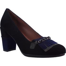 8377254b3c2 Hispanitas Γυναικεία Παπούτσια SARAH-7 FCI75814 Μαύρο Δέρμα Kαστόρι  Hispanitas FCI75814 MΑΥΡΟ
