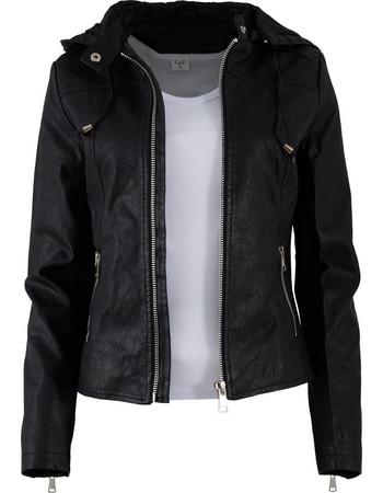 Γυναικείο jacket δερματίνη.Street style.New arrival. ΜΑΥΡΟ 4c1862eef72