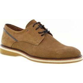 Ανδρικά παπούτσια casual Damiani 753 ταμπά nubuck δέρμα e15dd033b88