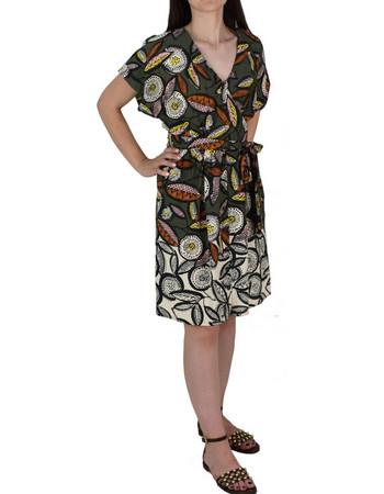 ab67f00fd4b5 Φόρεμα Μίντι Passager 75171 Πολύχρωμο passager 75171 polyxromo